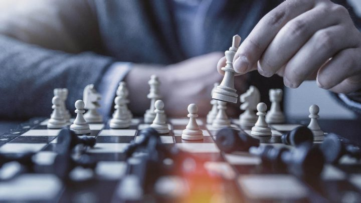 How strategic thinking can give you a competitive advantage