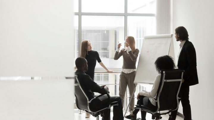 The benefits of employee training and development in Africa